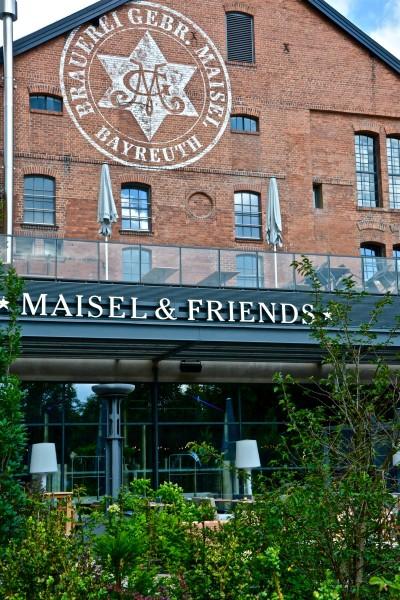 Maisel & Friends und das Liebesbier